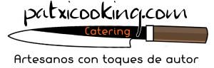 Patxicooking Catering naranja  + eslogan fondo blanco HD